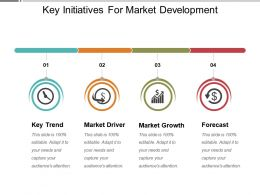Key Initiatives For Market Development Ppt Templates