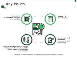 Key Issues Presentation Deck