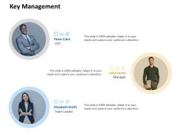 Key Management Communication Ppt Powerpoint Presentation Styles