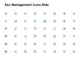 Key Management Icons Slide L1203 Ppt Powerpoint Presentation Elements