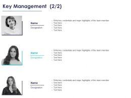 Key Management Introduction Ppt Powerpoint Presentation Model