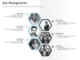 Key Management N319 Ppt Powerpoint Presentation Deck