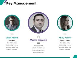 Key Management Ppt Summary Design Inspiration
