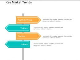 Key Market Trends Ppt Powerpoint Presentation File Good Cpb