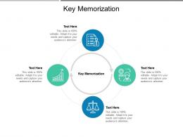 Key Memorization Ppt Powerpoint Presentation Infographic Template Example File Cpb