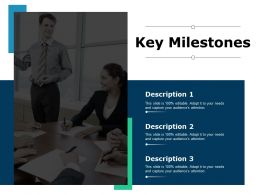 Key Milestones Attention Ppt Powerpoint Presentation File Gallery