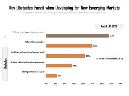 Key Obstacles Faced When Developing For New Emerging Markets