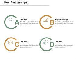 Key Partnerships Ppt Powerpoint Presentation Gallery Slideshow Cpb