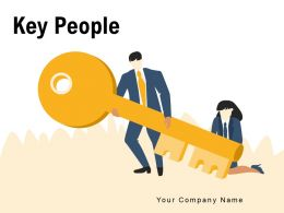Key People Business Process Hierarchy Management Information Executive