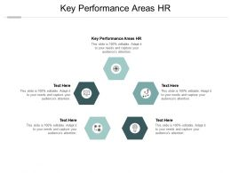 Key Performance Areas Hr Ppt Powerpoint Presentation Styles Inspiration Cpb