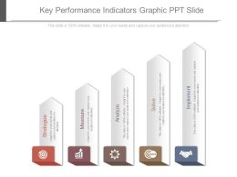 Key Performance Indicators Graphic Ppt Slide