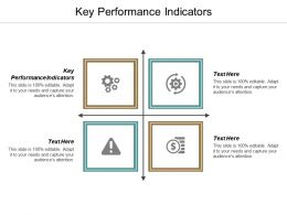 Key Performance Indicators Ppt Powerpoint Presentation Gallery Vector Cpb