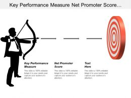 Key Performance Measure Net Promoter Score Implementation Plan Cpb