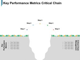 Key Performance Metrics Critical Chain Management Analytical Hierarchy Cpb