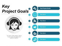 Key Project Goals Ppt Powerpoint Presentation Infographic Template Skills Cpb