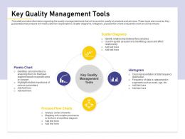 Key Quality Management Tools Data Such Ppt Powerpoint Presentation File Tips