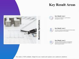 Key Result Areas Communication Ppt Powerpoint Presentation Inspiration Themes
