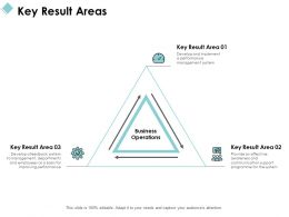 Key Result Areas Ppt Powerpoint Presentation File Show