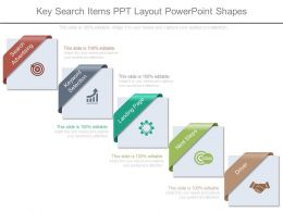 Key Search Items Ppt Layout Powerpoint Shapes