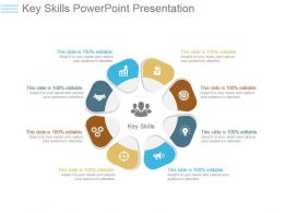 Key Skills Powerpoint Presentation