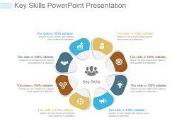 Key Skills Powerpoint Presentation