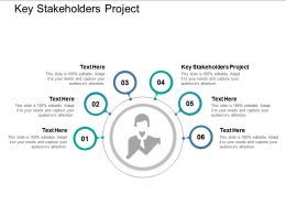 Key Stakeholders Project Ppt Powerpoint Presentation Layouts Visuals Cpb