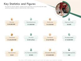 Key Statistics And Figures Raise Funding Bridge Funding Ppt Guidelines