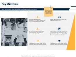 Key Statistics Ppt Powerpoint Presentation Slides Vector