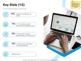 Key Stats Ppt Powerpoint Presentation Summary Design Inspiration