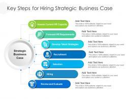 Key Steps For Hiring Strategic Business Case