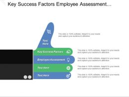 Key Success Factors Employee Assessment Development Planning Leadership Development