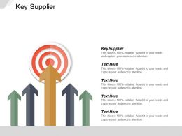 key_supplier_ppt_powerpoint_presentation_gallery_graphics_tutorials_cpb_Slide01