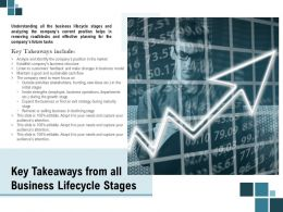 Key Takeaways From All Business Lifecycle Stages