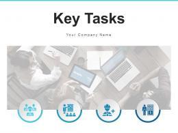 Key Tasks Revenue Generation Management Marketing Approach Planning