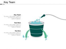 Key Team Ppt Powerpoint Presentation File Design Ideas Cpb