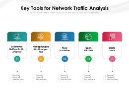Key Tools For Network Traffic Analysis