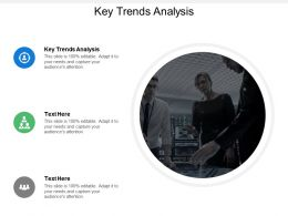 Key Trends Analysis Ppt Powerpoint Presentation Gallery Slide Cpb