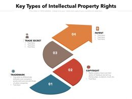 Key Types Of Intellectual Property Rights