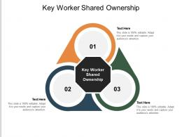 Key Worker Shared Ownership Ppt Powerpoint Presentation Icon File Formats Cpb
