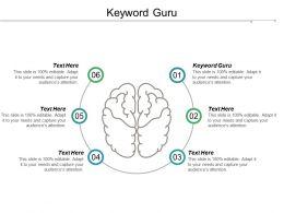 Keyword Guru Ppt Powerpoint Presentation Gallery Topics Cpb