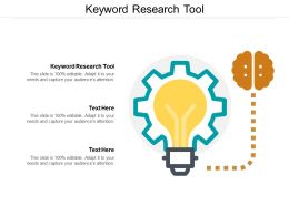 Keyword Research Tool Ppt Powerpoint Presentation Outline Graphic Images Cpb