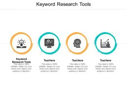 Keyword Research Tools Ppt Powerpoint Presentation Ideas Show Cpb