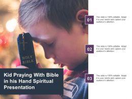 kid_praying_with_bible_in_his_hand_spiritual_presentation_Slide01