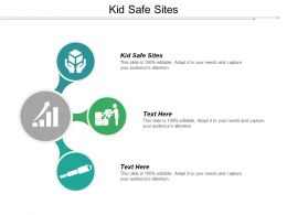 Kid Safe Sites Ppt Powerpoint Presentation Gallery Design Inspiration Cpb