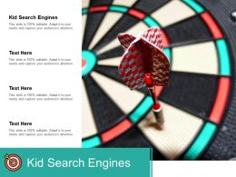 Kid Search Engines Ppt Powerpoint Presentation Gallery Portfolio Cpb