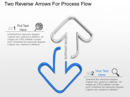 kk_two_reverse_arrows_for_process_flow_powerpoint_template_Slide02
