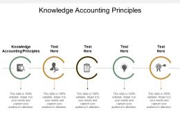 Knowledge Accounting Principles Ppt Powerpoint Presentation Slides Design Inspiration Cpb