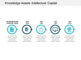Knowledge Assets Intellectual Capital Ppt Powerpoint Presentation Ideas Icons Cpb