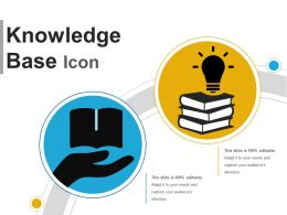 Knowledge Base Icon