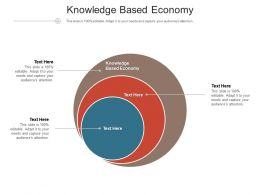 Knowledge Based Economy Ppt Powerpoint Presentation Show Professional Cpb